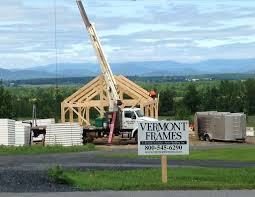 Small Timber Frame Homes by Timber Frame Or Post U0026 Beam Homes In Vt Vermont Frames
