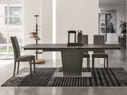 ceramic top dining room tables target point copernico 160 extending dining table with a ceramic top