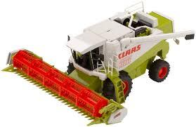 bruder farm toys kombainas bruder claas lexion 480 kombainas 02120
