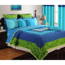 Bed Sheet Set Swayam Cotton Bed Sheet Set 11 Pcs Boutiquenautica Bed