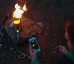 charge your phone biolite camp quarry charge your phone with fire