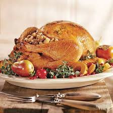 butter roast turkey