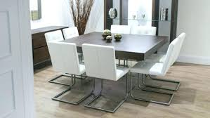 dining room table 8 seater glass chairs 6 person tables 80cm wide