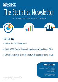 oecd statistics newsletter issue 65 november 2016 by oecd stat