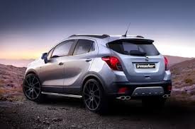 opel mokka irmscher working on new styling and performance packages for opel