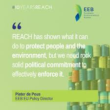 environmental bureau eeb on 10yearsreach shown high potential for protection