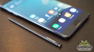samsung android samsung galaxy note 8 will infinity display android 7 1 1