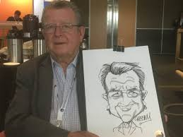 caricature hire for events