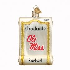 ole miss rebels ornaments for you