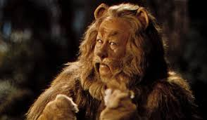 cowardly lion costume the cowardly lion s costume was made of real lion skins omgfacts