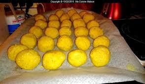 recette cuisine tous les jours boulettes vegetariennes aux lentilles corails et sesame recette du
