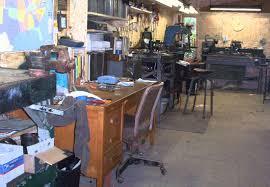 Computer Repair Bench Magneto Repair Shop