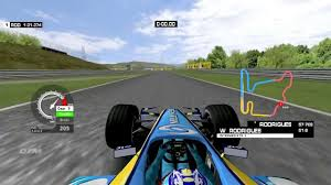 renault f1 alonso rfactor mild seven renault f1 team r25 hungaroring with fernando