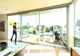 Big Sliding Windows Decorating Large Sliding Glass Doors Large Sliding Door On Wow Home Decor
