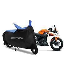 honda cbr 180cc bike price 46 off on bikerskart bike body cover black honda cbr 250r on