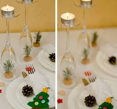 christmas table decorations christmas dinner table decorations and easy diy ideas