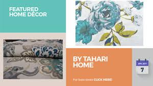 Tahari Home Drapes by