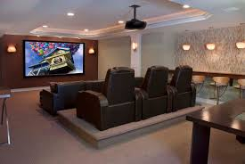 media room ideas furniture image of cozy media room furniture
