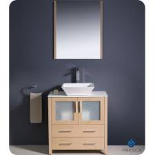 Bathroom Vanities With Vessel Sinks Fresca Torino 30