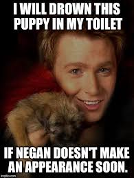 T Dogg Walking Dead Meme - clay aiken is a huge fan of the walking dead imgflip