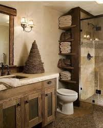rustic bathroom ideas for small bathrooms pin by stacey soares on cabin sweet cabin pinterest small rustic