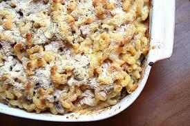 jamie oliver macaroni cheese macaroni mushroom and cheese bake oh sweet day