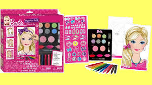 makeup artist book princess makeup artist set unboxing kids how to make up