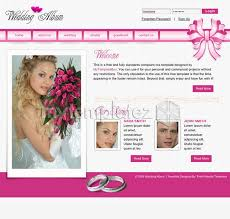 best wedding album website free templates css templates wedding wedding album