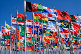 World National Flags With Names Why Don U0027t We All Have A World Flag Flying Rick Schaefer Md