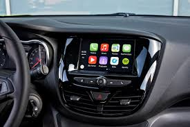 opel astra interior opel is leader for android auto and apple carplay