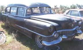 hearses for sale 1954 cadillac hess eisenhart model 54 430 hearse for sale