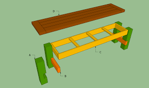 Build A Simple Desk Plans by How To Build A Bench Seat Howtospecialist How To Build Step