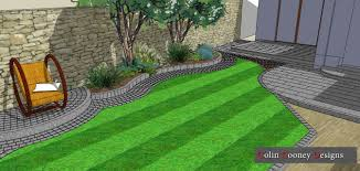 garden plans for small backyard colin cooney designs cosy design