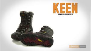 keen durand polar snow boots waterproof insulated leather for