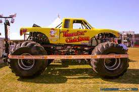 monster truck jam phoenix does anyone know the story behind the buescher monster truck at