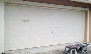 Pictures Of Garage Doors With Decorative Hardware Creating A Faux Carriage Garage Door Pinterest Addict