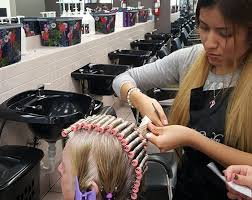 he gets excited having his hair permed and highlighted how to perm your hair step by step haskana institute of