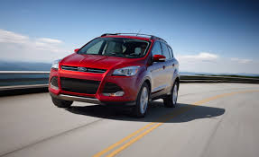 Ford Escape Fuel Economy - 2013 ford escape ecoboost first drive u2013 review u2013 car and driver