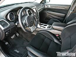 Jeep Grand Cherokee Srt Interior 2012 Jeep Grand Cherokee Srt8 2012 Dodge Durango Factory Fresh