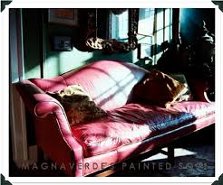 Painting A Leather Sofa Thelandofcolor Com