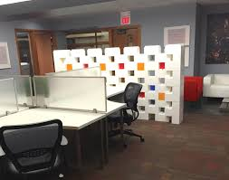 impressive office divider walls used portable room dividers ikea