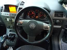 opel zafira 2002 interior 2006 vauxhall zafira 1 9 cdti 150 bhp design manual diesel 7
