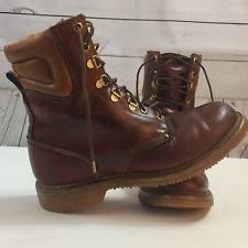 s insulated boots size 9 carolina boots for ebay