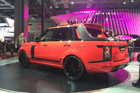 range rover pickup truck startech range rover pick up pictures startech range rover