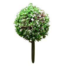 aliexpress buy 1pc mini tree artificial garden miniature resin