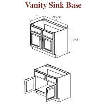 bathroom bathroom cabinet depth marvelous on intended vessel sink