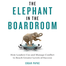 download the elephant in the boardroom audiobook by edgar papke