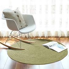 aliexpress com buy super fiber hand weaving round carpet