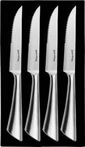 restaurant kitchen knives victorinox swiss 6piece steak knife set 412inch serrated
