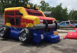 monster truck show houston tx monster truck bounce house moonwalk houston sky high party rentals